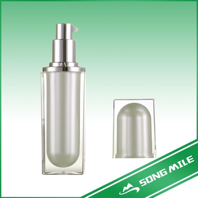 30ml Airless pump bottle for cosmetic packing(30-50ML)