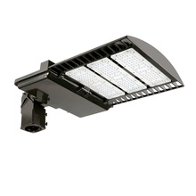 Factory Price UL DLC Pole Mounted LED Street Light Parking Lot Light With 5 Years Warranty