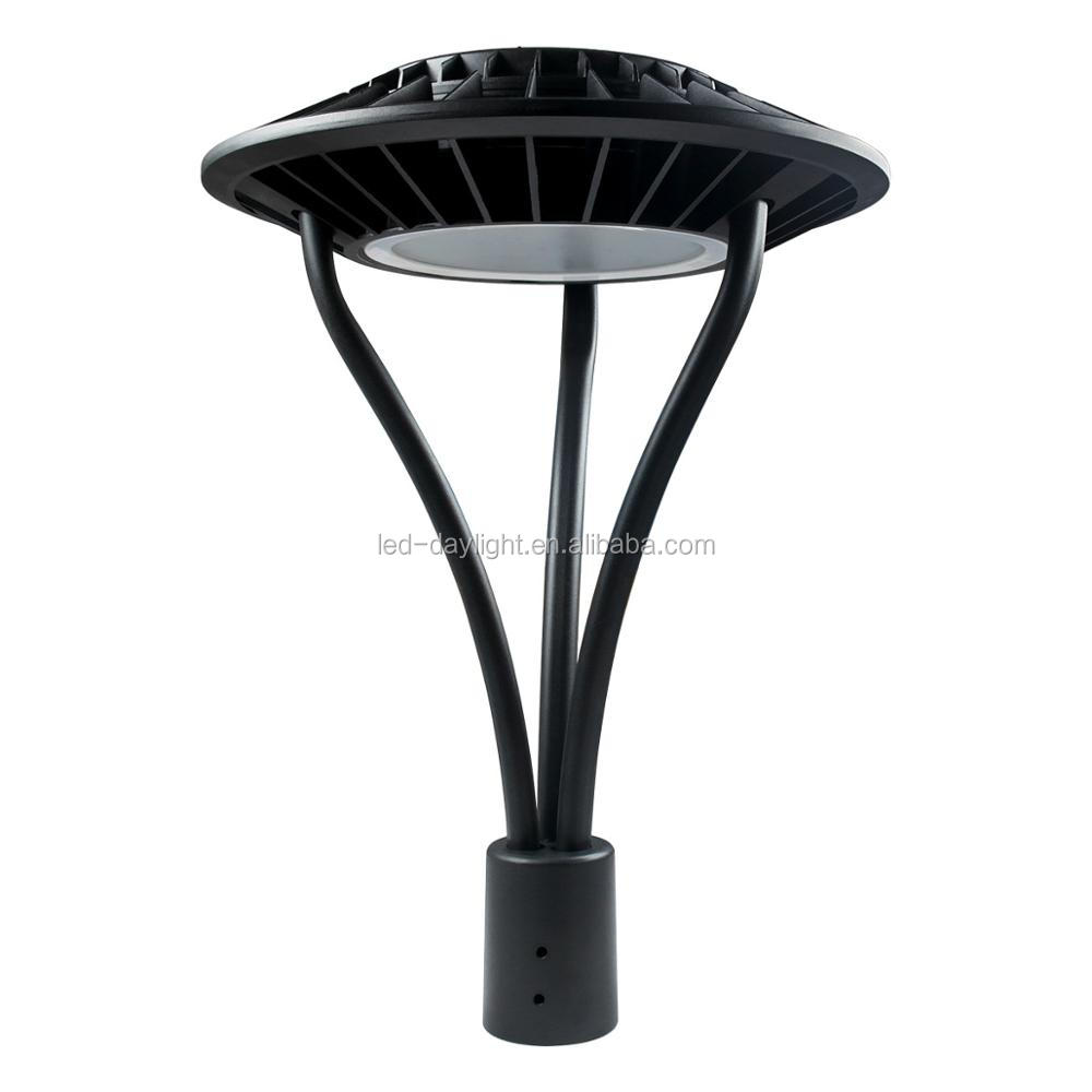 DLC listed outdoor led ball light outdoor for gardon,lake