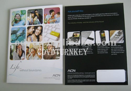 Wholesale Softcover Books Printing With Slipcase