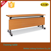 Foldable meeting table/office school furniture desk