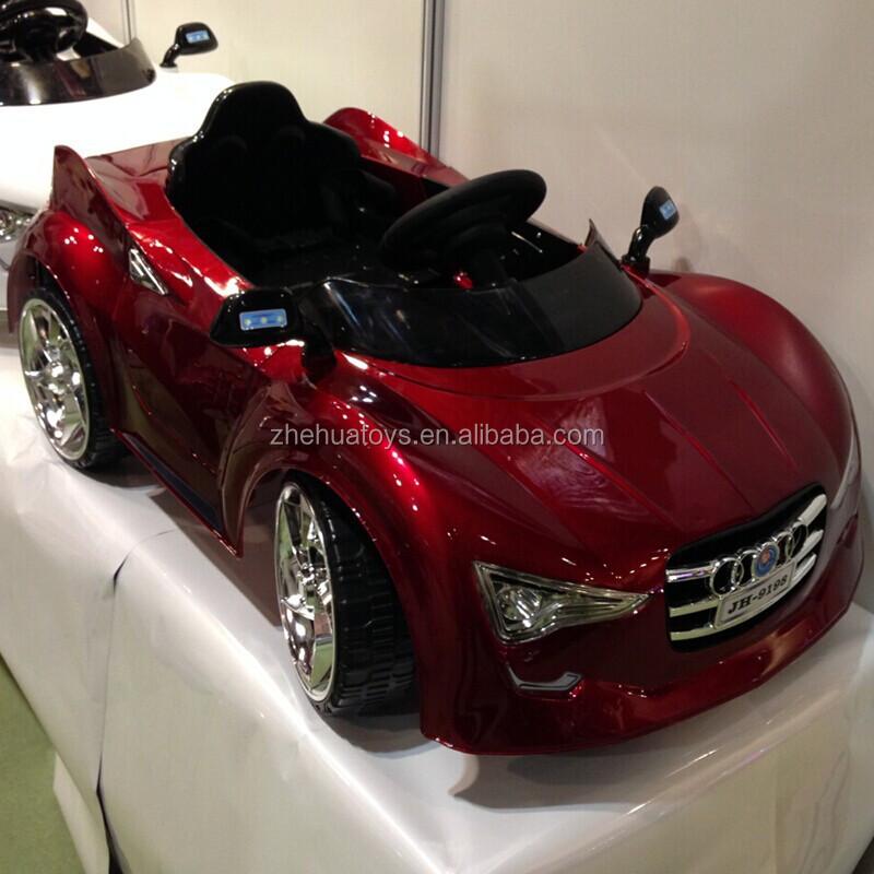 newest fashion kids car toy automaticrc kids drivable cars