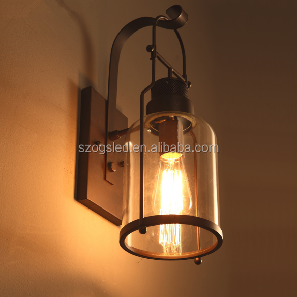 Industrial Led Lamp Wall Lights Indoor,Led Wall Lamp,Sconce Light ...