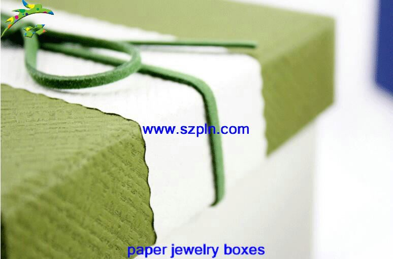 Wholesale Delicate Popular Paper Jewelry Bracelet Package Box Package