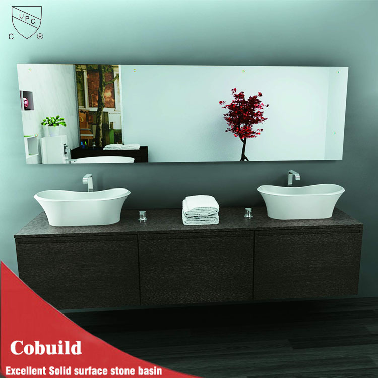 New Design Above Counter Solid Surface Wash Basin/artificial ...