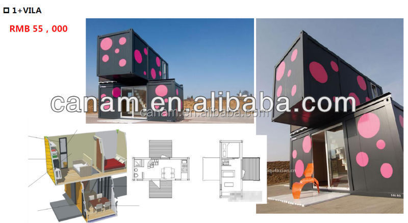 CANAM-Prefab Modular from china park model containerhomes