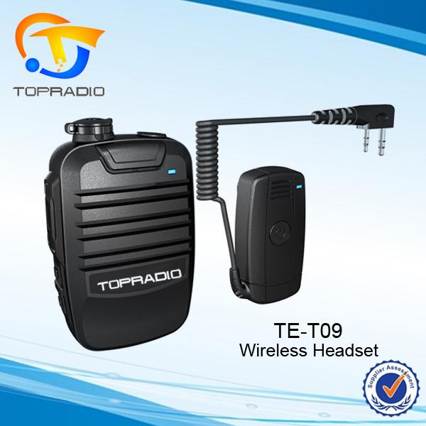 Walkie Talkie Headset Bluetooth Wireless, Walkie Talkie Headset ...