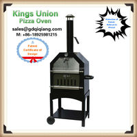 2014 Mini Style Wood Used Pizza Ovens For Sale