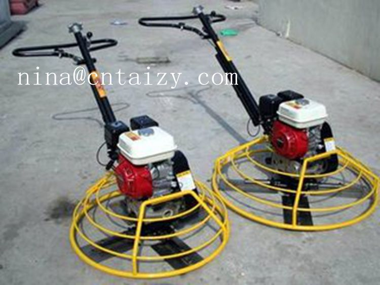 Floor screeding machine concrete floor grinding machine for Floor grinding machine
