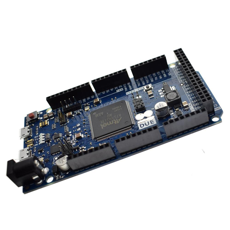 Official Compatible DUE R3 Board SAM3X8E 32-bit <strong>ARM</strong> Cortex-M3 / Mega2560 R3 Duemilanove 2013 For Due Board With Cable
