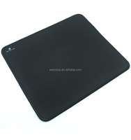 factory hot sell waterproof mouse pad mat with black stitched edges