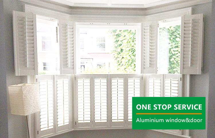 Plantation Shutters Windows Aluminium