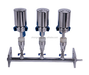Syringe filter glass type manifolds manifolds vacuum filtration