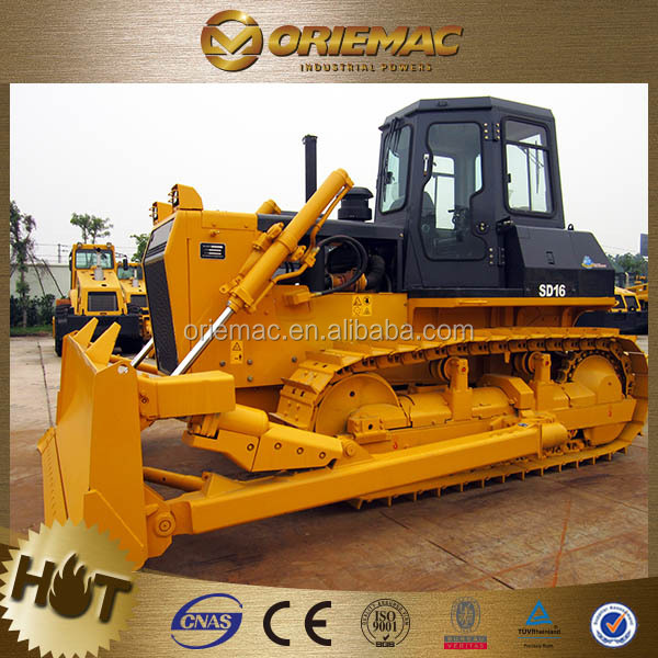 SHANTUI Mini Dozer para SD16 160hp Bulldozer