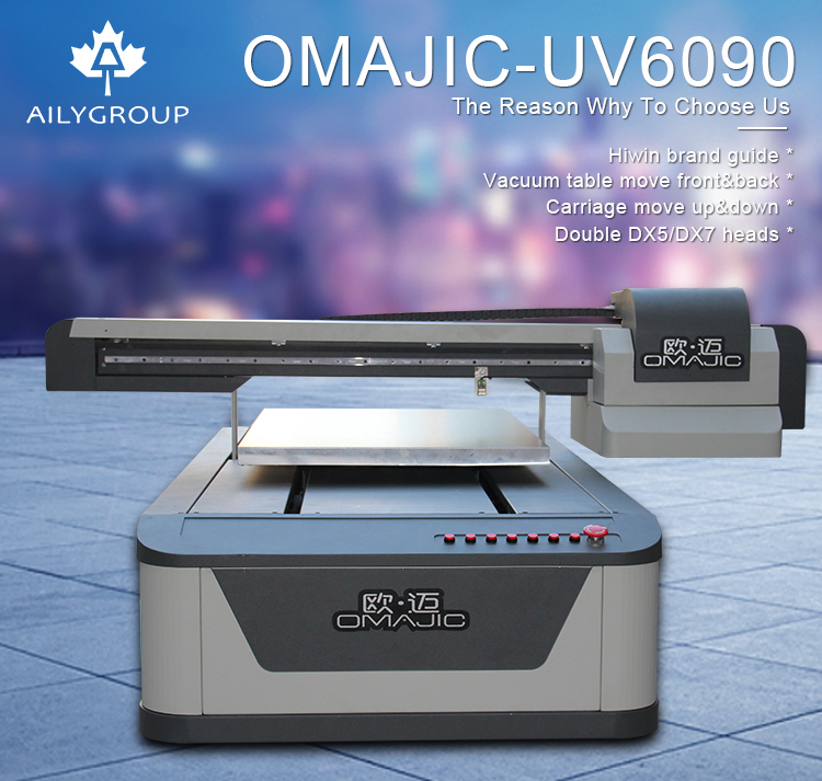 CE Goedgekeurd Flatbed UV Printer Mobiele Telefoon Case Drukmachine