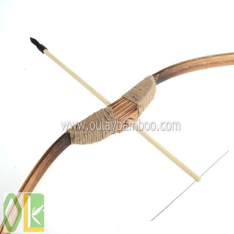 רק החוצה צעצועי עץ חץ וקשת לילדים-bow & חץ-מספר זיהוי מוצר:60263115444 JN-27