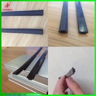 Chinese factory produce professinal export t shaped rubber magnet