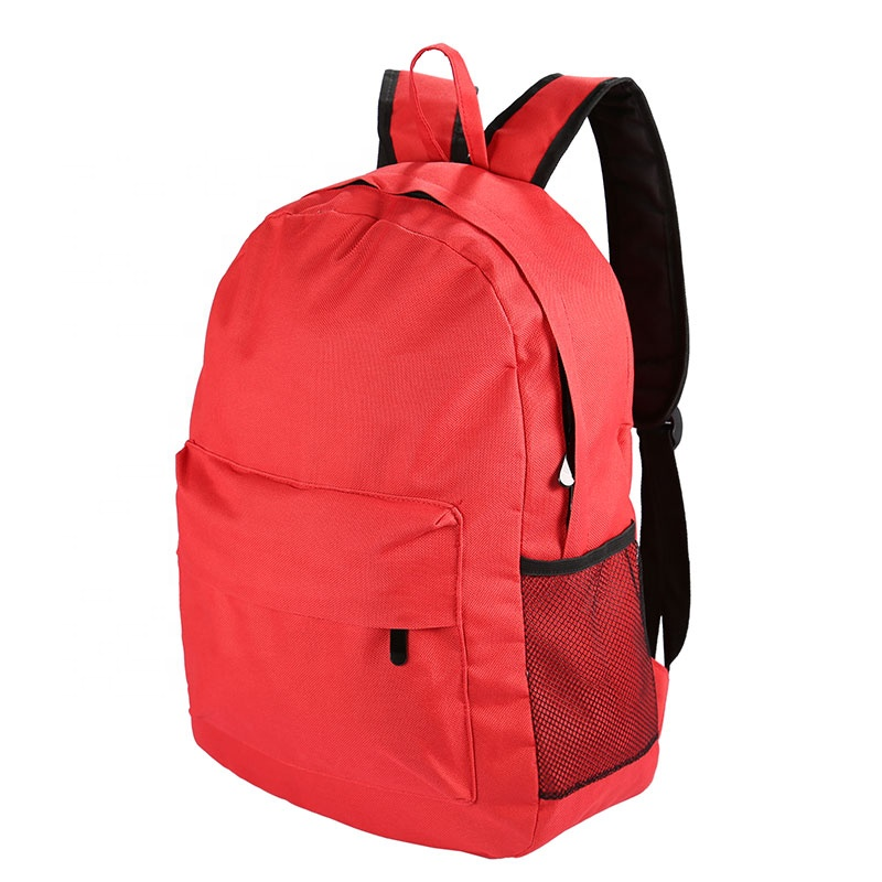Wholesale Cheap Custom Backpack Light Unique Rucksacks Eco Large Sotage Backpack Bag