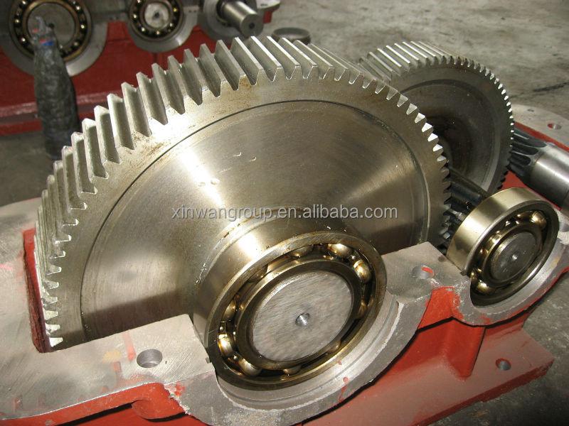 Zq Series Belt Drive Double Reduction Gearbox Washing Machine ...