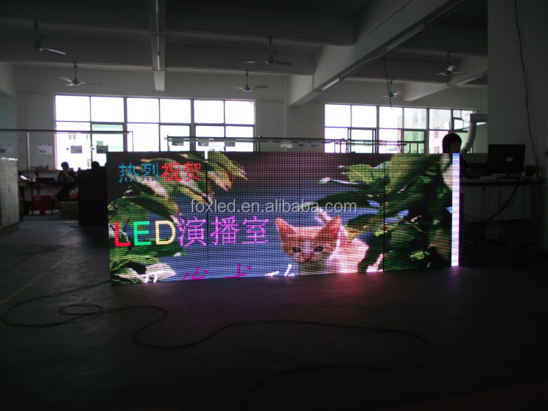 high brightness led panel outdoor p10 full color make your own led display