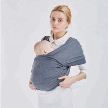 (High) 저 (quality baby wrap carrier natural 면 baby sling wrap carrier