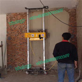 Super Surprise! Automatic Wall Plastering Machine/wall Putty Spraying  Plaster For Home Use - Buy Wall Plastering Machine,Wall Putty Spraying