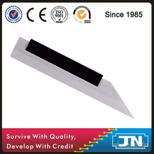 225mm DIN875 knife edge straight steel ruler measuring tools