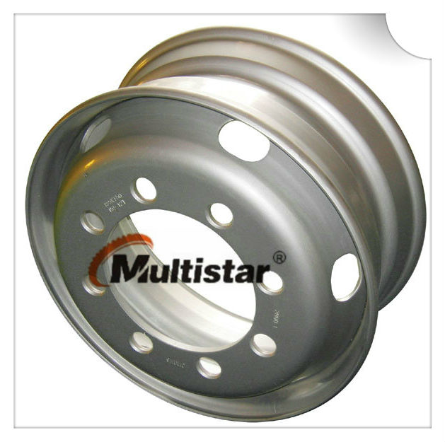 Steel Rims for Truck Tubeless 22.5 Inch