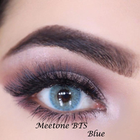 Meetone BTS 3 tone cosmetic circle color contact lens