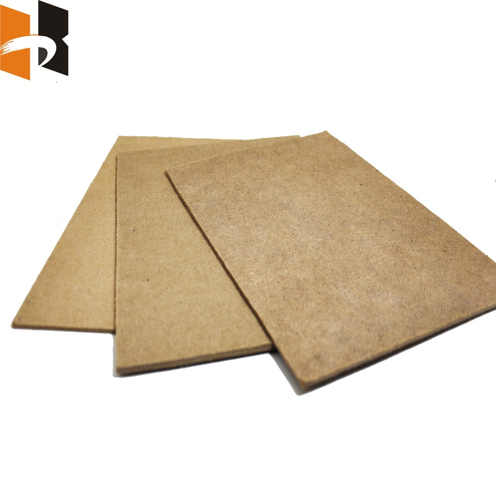 Decorative Hardboard Sheet For Furniture making or High Grade Packing