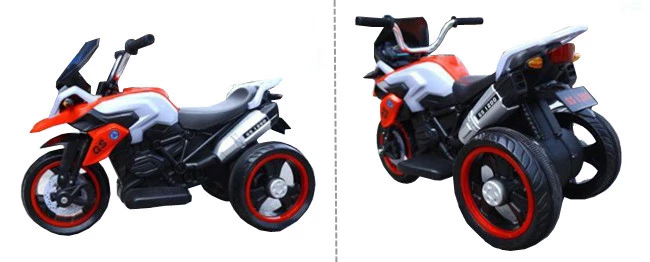 New Products Plastic Kids Toys Bike Electric Motorcycle From China factory