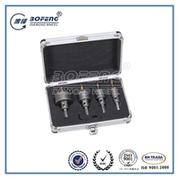 5 pcs Carbide Hole Saw Set Drill