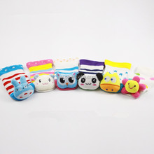 lovely toy baby sock fancy animal toy socks