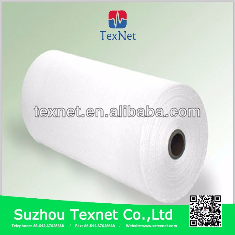 2017 Texnet & Texmed Hot sale Top quality x-ray detectable gauze roll