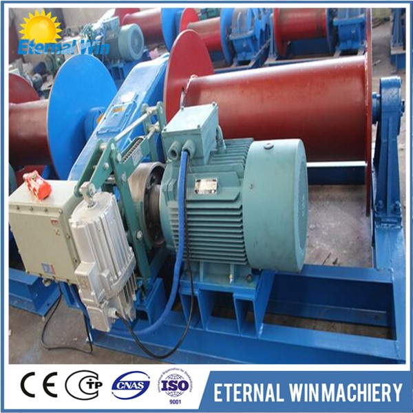 Cable Pulling Underground Electric Mining Winch - Buy Underground ...