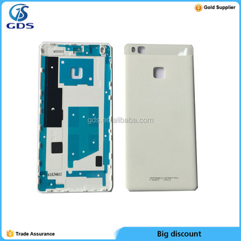 For Huawei P9 lite Back Cover Battery Door Housing With 3m Adhesive