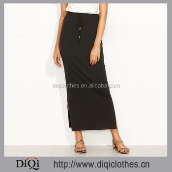 lange rechte rok