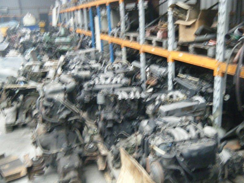 W123 W124 Engines