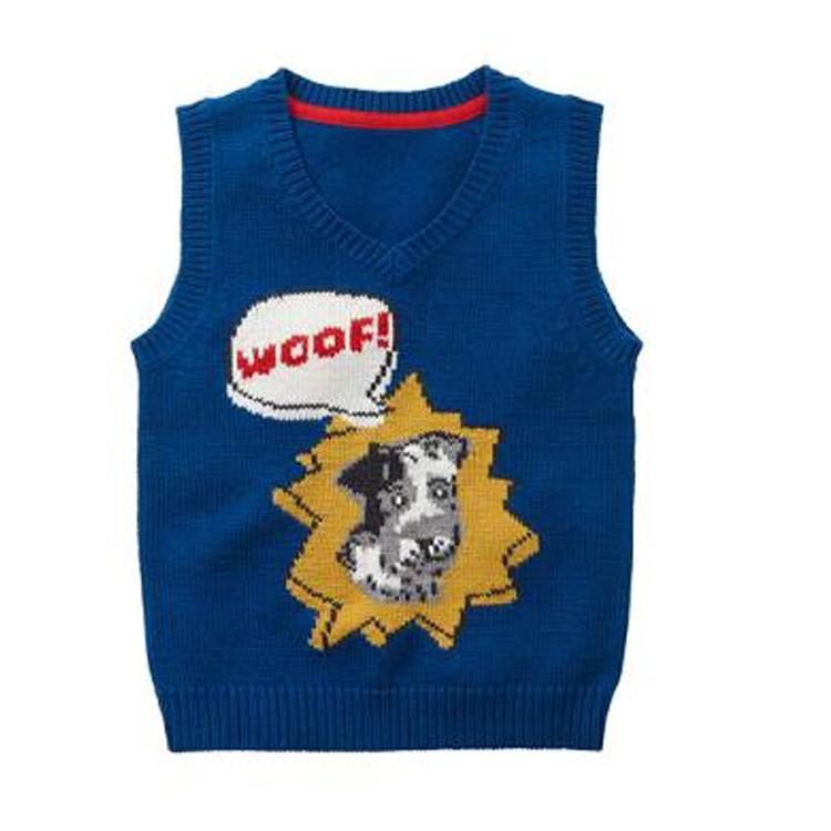 Personalizado otoño niños algodón sin mangas patrones que hacen ...