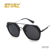 STORY polygon true colors red rose colored glasses women sunglasses