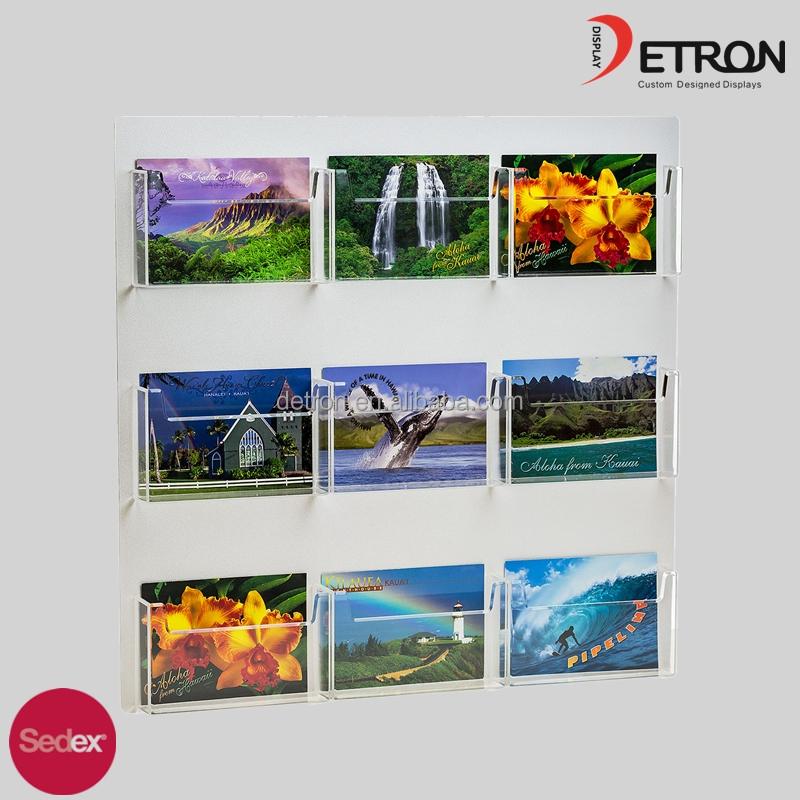 Wall Mount Business Card Holder, Wall Mount Business Card Holder ...