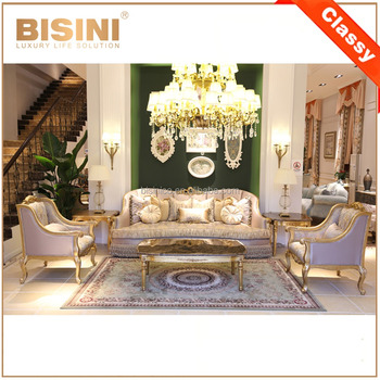 Fantastic French Regal Wooden Carved Sofa Set In Living Room Victorian Elegant Pink Fabric