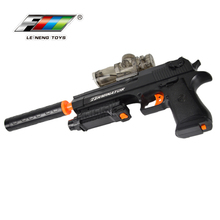 Hot sale professional lower price Automatic Electric plastic toy water bullet pellet gun