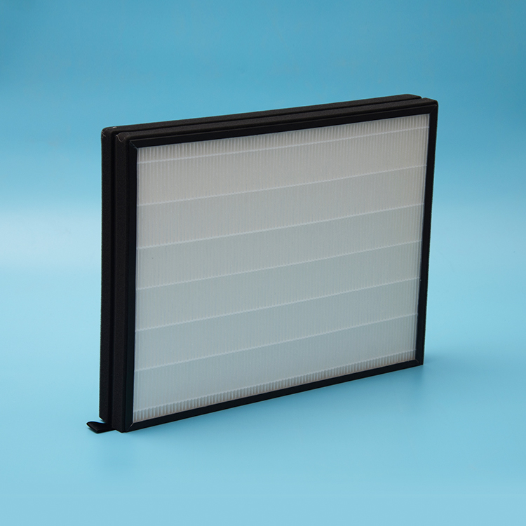 Top Quality Aluminum/Plastic/Non-woven/Paper air purifier tio2 replacement filter