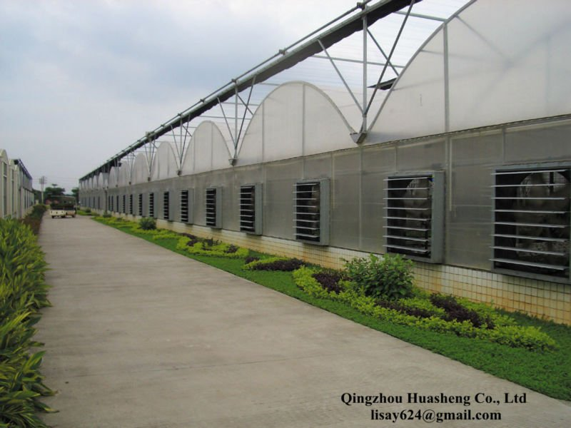 Hs Temperature Control Ventilation System For Greenhouse - Buy ...