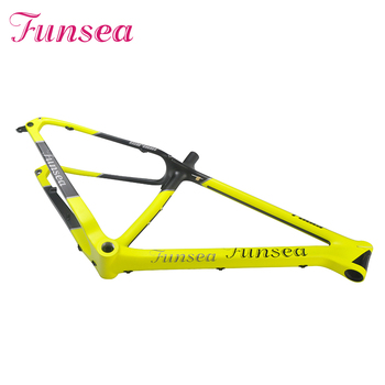"2019 guangzhou factory custom hot selling fat bikes Carbon T700 16""/18"" carbon gravel bike spare parts bicycle frame"