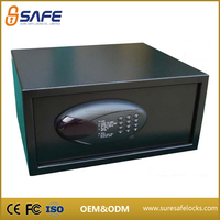 Factory supply secure mini fireproof car using money safe box