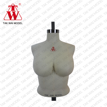 Female Bust Body Dress Form Mannequin Form Hong Kong - Buy Female ...
