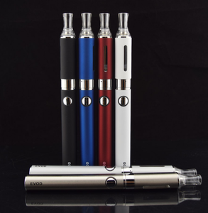 Wholesale evod mt3 starter kits single pack gift box CE ROHS vaporizer