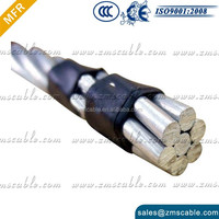 G655 OPGW Fiber Optical Cable Composite Overhead Ground Wire